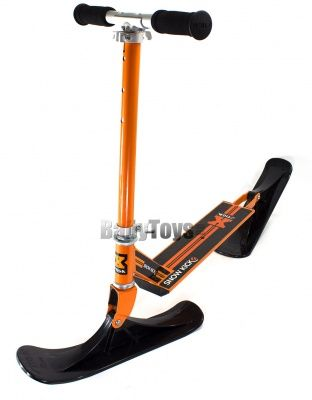 Stiga Bike Snow Kick Cross Orange