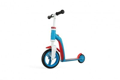 Самокат Scoot&Ride 2 in 1 Highwaybaby Blue Red