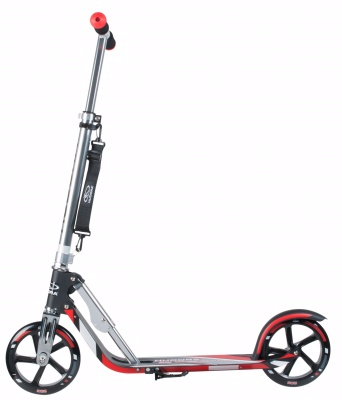 Самокат HUDORA Big Wheel RX-Pro 205 Red
