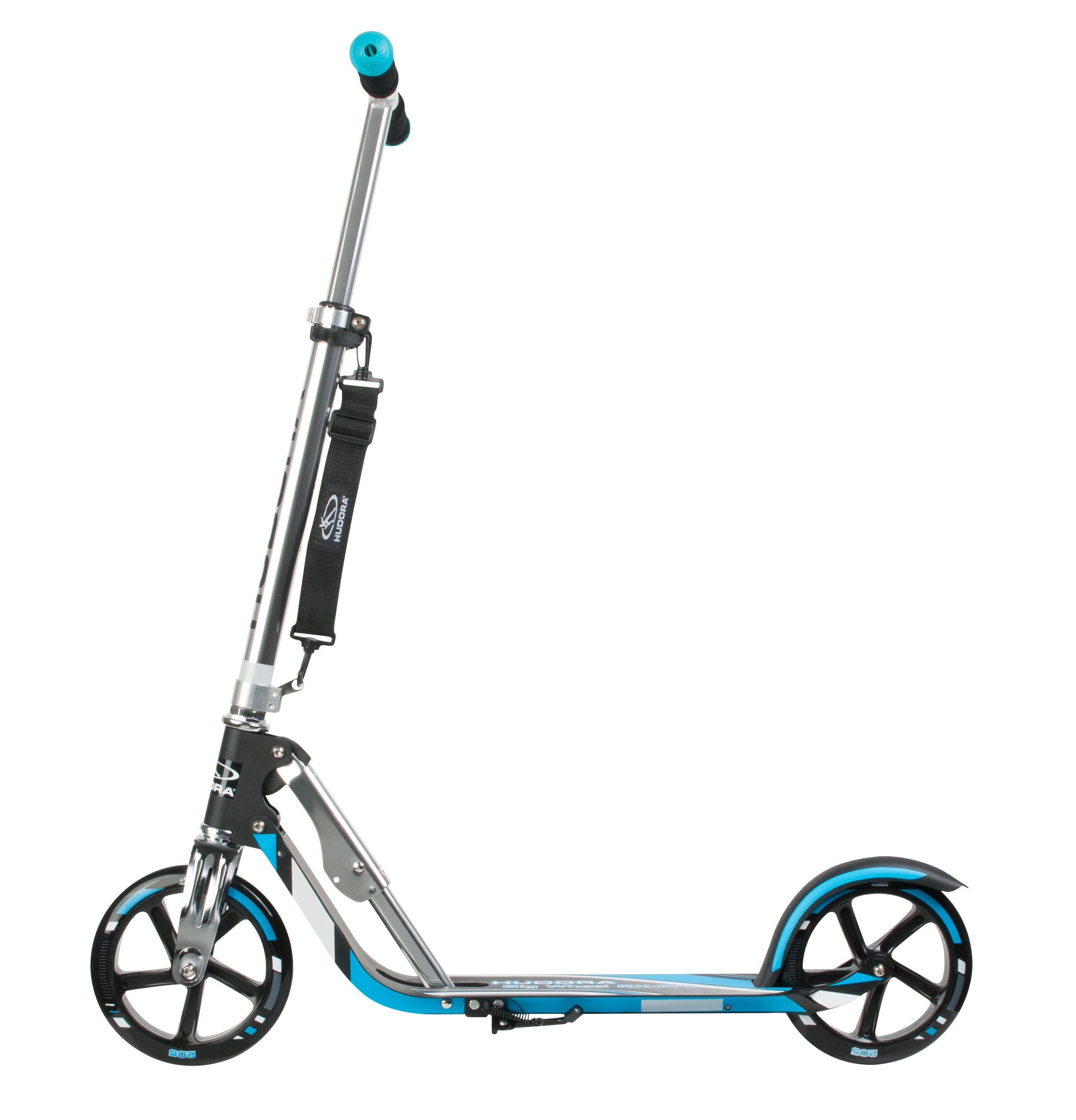 Самокат HUDORA Big Wheel RX-Pro 205 Blue