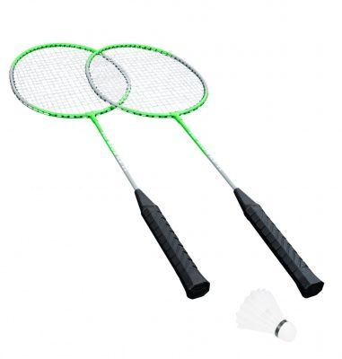 Hudora Badmintonset Fly High HD-11