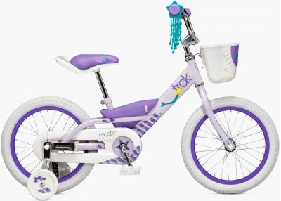 "Велосипед Trek Mystic 16"" цвет Sugarplum Purple"