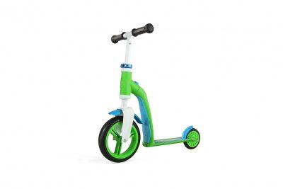 Самокат Scoot&Ride 2 in 1 Highwaybaby Green Blue