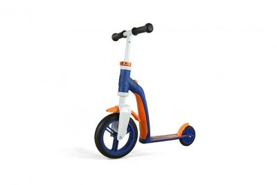Самокат Scoot&Ride 2 in 1 Highwaybaby Blue Orange