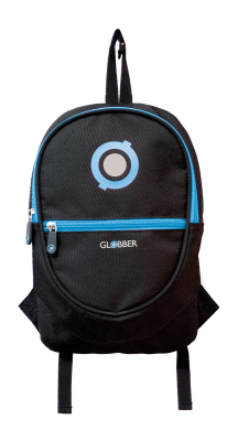 Рюкзак Globber Junior black and sky blue