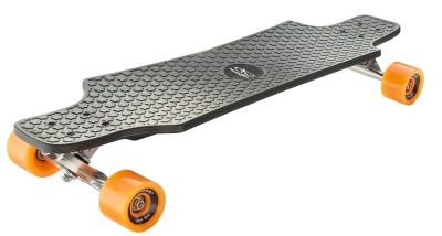 Лонгборд Hudora Longboard Fun Cruiser black