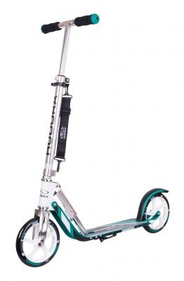 Самокат HUDORA Big Wheel 205 turquise(14751/01)
