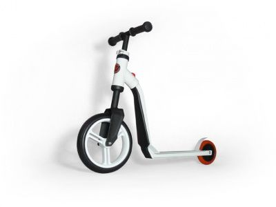 Самокат-беговел Scoot&Ride 2 in 1 Highwayfreak White Red