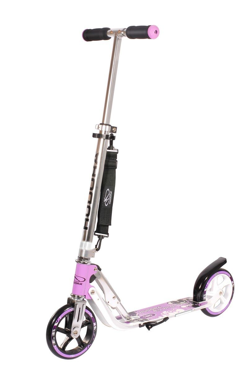 Самокат HUDORA Big Wheel 180 purple(14746)